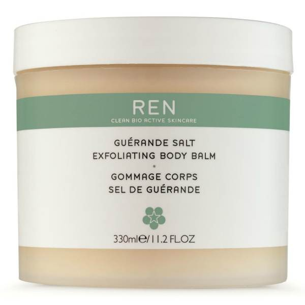 Ren Guerande Salt Exfoliating Body Balm 330ml