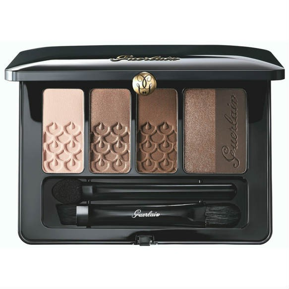 Guerlain Eyeshadow Patette 5 Colours Tonka Imperiale 02 6g