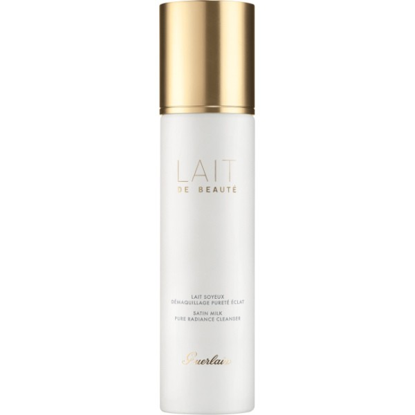 Guerlain Lait de Beaute Satin Milk Pure Radiance Cleanser 200ml