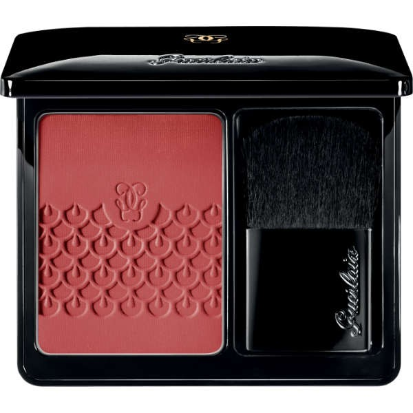 Guerlain Rose Aux Joues Tender Blush Chic Pink 6.5g
