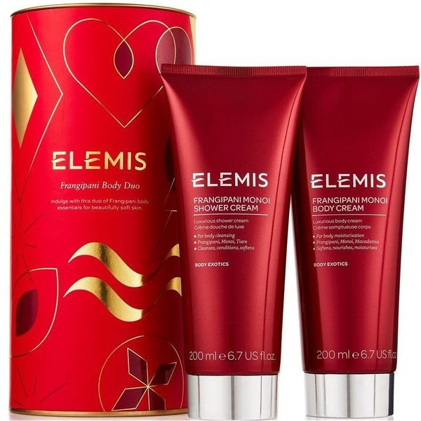 Elemis Frangipani Body Duo Gift Set