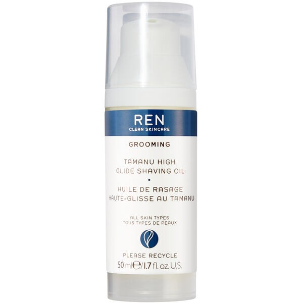 Ren Tamanu High Glide Shaving Oil 50ml