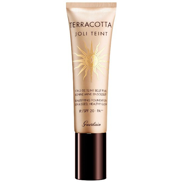 Guerlain Terracotta Joli Teint Healthy Glow Fluid Foundation SPF20 30ml