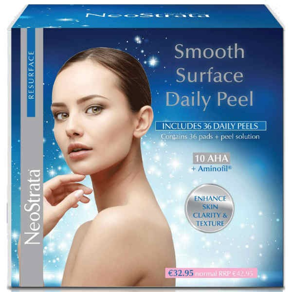 Neostrata Smooth Surface Daily Peel 60ml + 36 pads SPECIAL OFFER!