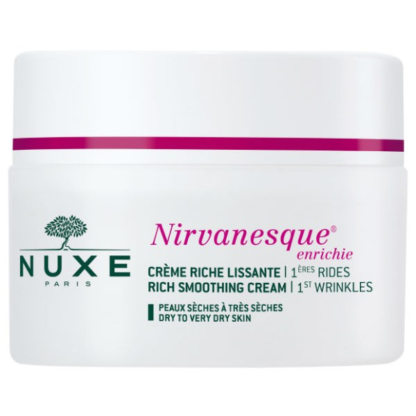 Nuxe Nirvanesque Rich Smoothing Cream - Dry to Very Dry Skin 50ml