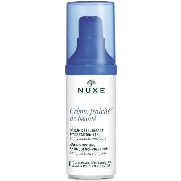 Nuxe Crème Fraiche 48hr Moisture Skin Quenching Serum - All Skin Types 30ml