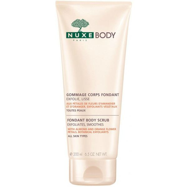 Nuxe Body Fondant Body Scrub 200ml
