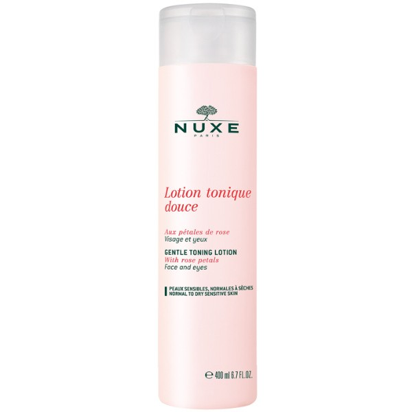 Nuxe Gentle Toning Lotion with Rose Petals 200ml