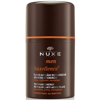 Nuxe Men Nuxellence Youth and Energy Revealing Anti-Ageing Fluid 50ml (