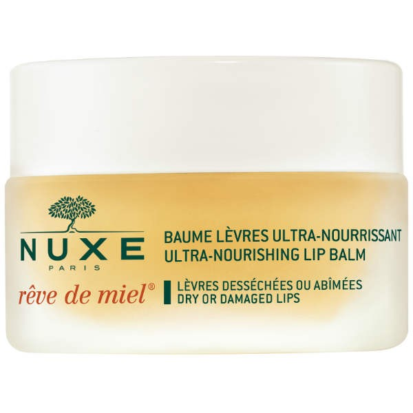 Nuxe Reve de Miel Lip Balm for Dry or Chapped Lips 15g