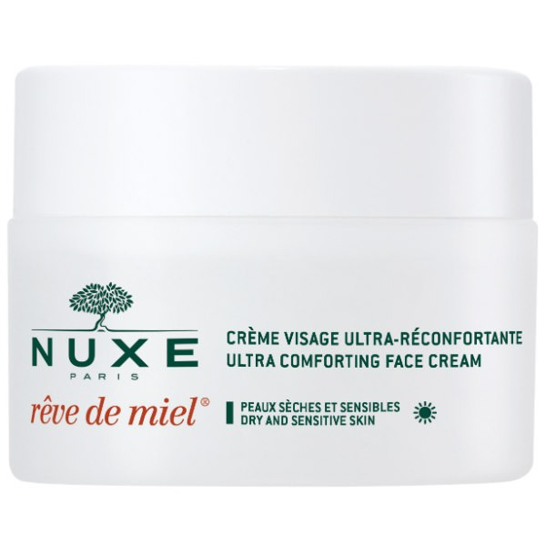 Nuxe Reve de Miel Ultra Comfortable Face Day Cream 50ml