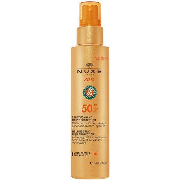 Nuxe Sun Melting Spray High Protection For Face and Body SPF50 150ml