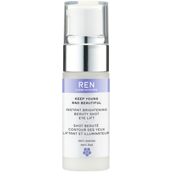 Ren Keep Young and Beautiful Instant Brightening Beauty Eye Shot Lift 15ml