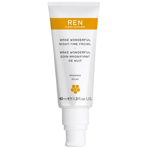 Ren Wake Wonderful Night-Time Facial 40ml (