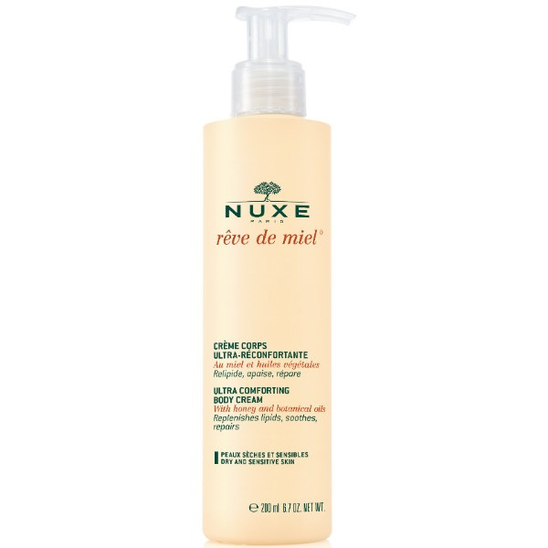 Nuxe Reve de Miel Ultra Comfortable Body Cream 150ml