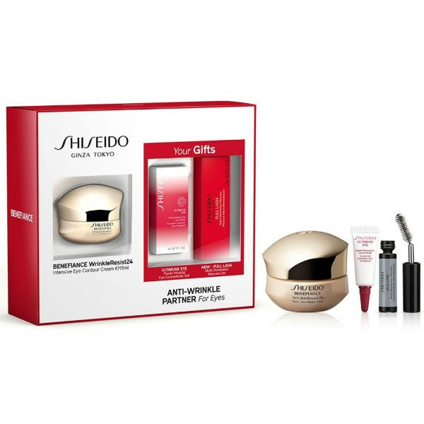 Shiseido Benefiance WrinkleResist24 Eye Cream Set