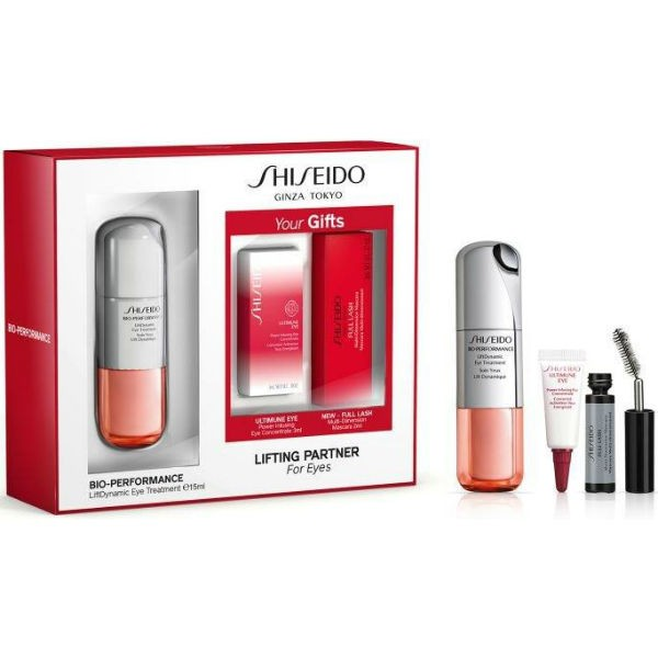 Shiseido Bio-Performance LiftDynamic Eye Treatment Set