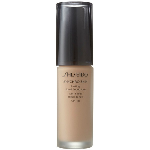 Shiseido Synchro Skin Lasting Liquid Foundation Broad Spectrum SPF20 30ml