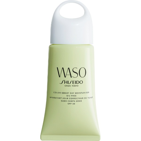 Shiseido WASO Color-Smart Day Moisturizer Oil-Free SPF30 50ml