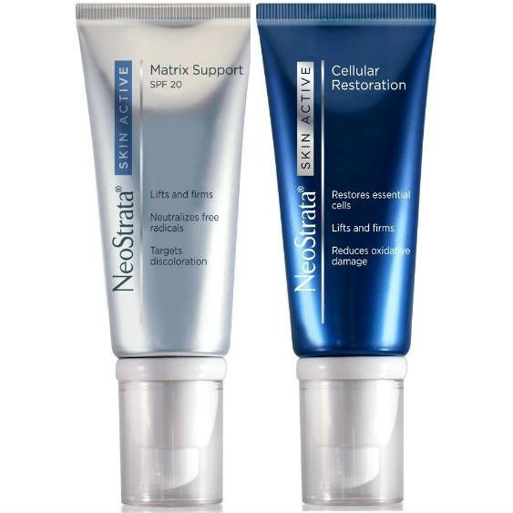 Neostrata Skin Active Day and Night Set