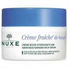 Nuxe Crème Fraiche de Beauté 48hr Soothing and Moisturising Rich Cream - Dry to Very Dry Skin 50ml