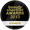 Beauty Shortlist Awards 2013