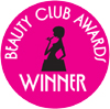 Beauty Club Awards Winner