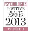 Positive Psychologies Award 2013