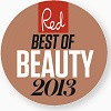 Red Best of Beauty Awards 2013